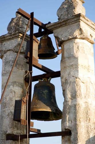 campanile della chiazza - Spongano (2300 clic)