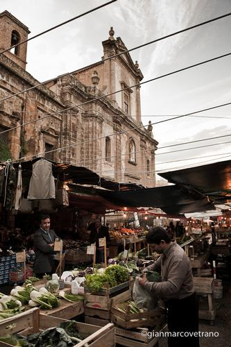 Mercato di Ballarò - Palermo (4705 clic)