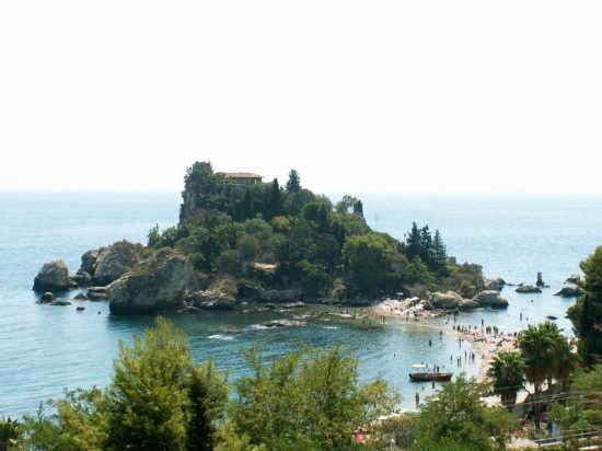 Isola Bella - Taormina (4128 clic)