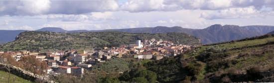 panorama - Villasalto (2203 clic)