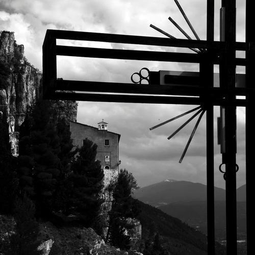 eremo di celestino V - Sulmona (2124 clic)