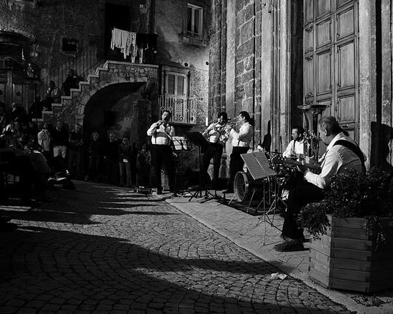 concerto jazz - Scanno (1815 clic)