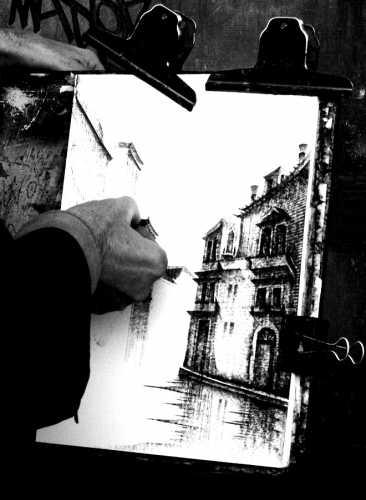 disegnando venezia (2406 clic)