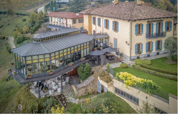 Hotel Villa Beccaris MONFORTE D'ALBA