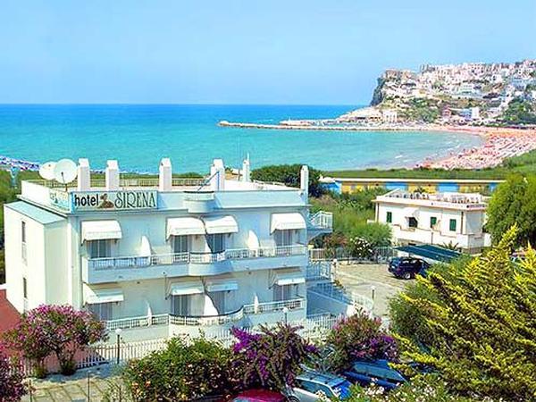 Hotel hotel-sirena PESCHICI