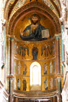 La Cattedrale di Cefalù - interno  - Cefalù (6256 clic)