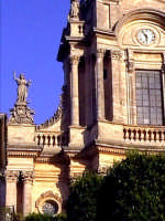 La Chiesa di San Giovanni Battista a Modica Alta  - Modica (2027 clic)