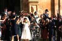 Matrimonio a Modica - Chiesa di San Pietro - scena del film Argo il cieco. MODICA Giambattista Sci
