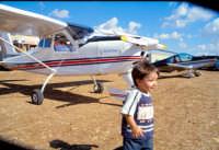 Campo di Volo Oasi dei Re - Francesco vuole un aereo!  - Marina di modica (2786 clic)
