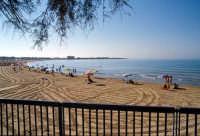 La spiaggia  - Marina di modica (2302 clic)