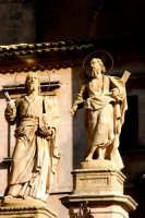I Santoni della Chiesa di San Pietro  - Modica (2508 clic)