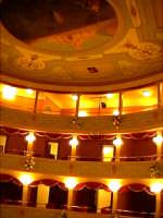 Il Teatro Garibaldi - interni   - Modica (2113 clic)