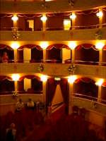 Il Teatro Garibaldi - interni   - Modica (2207 clic)