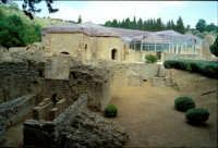 Villa Romana del Casale - Mosaici  - Piazza armerina (1991 clic)