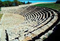 Il Teatro Greco dell'Antica Akrai  - Palazzolo acreide (1473 clic)