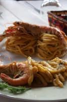 Spaghetti allo scoglio (Ristorante cuba libre)  - Pozzallo (11141 clic)