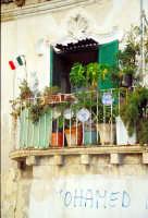 Balcone ad Ortigia  - Siracusa (1685 clic)