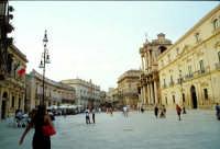 Piazza Duomo  - Siracusa (1289 clic)