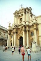 Il Duomo  - Siracusa (1471 clic)