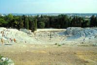 Area Archeologica - Teatro Greco  - Siracusa (1217 clic)
