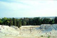 Area Archeologica - Teatro Greco  - Siracusa (1292 clic)