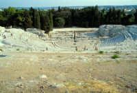 Area Archeologica - Teatro Greco  - Siracusa (1406 clic)