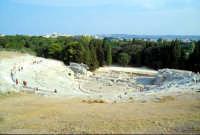 Area Archeologica - Teatro Greco  - Siracusa (1294 clic)