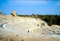 Area Archeologica - Teatro Greco  - Siracusa (1282 clic)