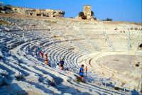 Area Archeologica - Teatro Greco  - Siracusa (1284 clic)