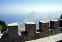 Vista dal Castello  - Erice (1297 clic)