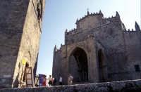 La Cattedrale di Erice  - Erice (1221 clic)