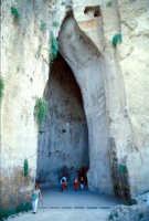 Area Archeologica - Orecchio di Dioniso  - Siracusa (1304 clic)
