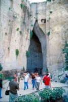 Area Archeologica - Orecchio di Dioniso  - Siracusa (1790 clic)