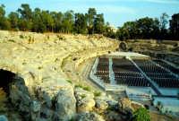 Area Archeologica - Anfiteatro Romano  - Siracusa (1434 clic)
