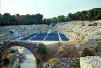 Area Archeologica - Anfiteatro Romano  - Siracusa (1756 clic)