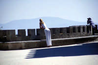 Panorama dal Castello  - Erice (2296 clic)