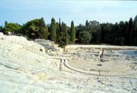 Area Archeologica - Teatro Greco  - Siracusa (1125 clic)