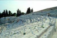 Area Archeologica - Teatro Greco  - Siracusa (1176 clic)