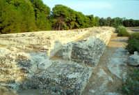 Area Archeologica - Ara di Jerone  - Siracusa (1768 clic)