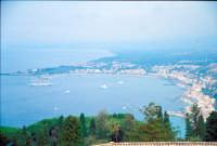 La costa di Giardini Naxos. S  - Giardini naxos (7927 clic)