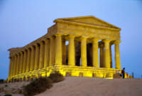 Tempio della Concordia  - Valle dei templi (6125 clic)
