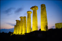 Tempio di Ercole  - Valle dei templi (2967 clic)