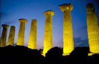 Tempio di Ercole  - Valle dei templi (2488 clic)