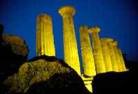 Tempio di Ercole  - Valle dei templi (2388 clic)