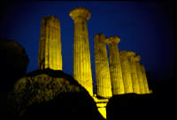 Tempio di Ercole  - Valle dei templi (2100 clic)