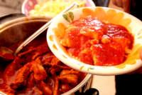 Ravioli di ricotta al sugo e carne al sugo  - Modica (4900 clic)