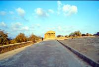 Tempio della Concordia  - Valle dei templi (1875 clic)
