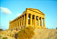 Tempio della Concordia  - Valle dei templi (2102 clic)