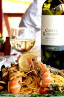 Spagnetti ai frutti di Mare al ristorante Cuba Libre a Pozzallo - Chef Luca Ornato  - Pozzallo (6644 clic)