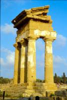 Tempio di Castore e Polluce  - Valle dei templi (2910 clic)